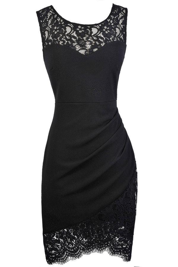 Black Prom Dress 8a2912eaa0