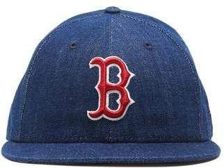 Todd Snyder + New Era TODD SNYDER + NEW ERA MLB BOSTON RED SOX CAP ... d0f1637e86b