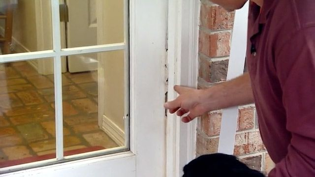 How To Prevent Damage To Door Weather Stripping Today S Homeowner Door Weather Stripping Weather Stripping Dog Scratching Door
