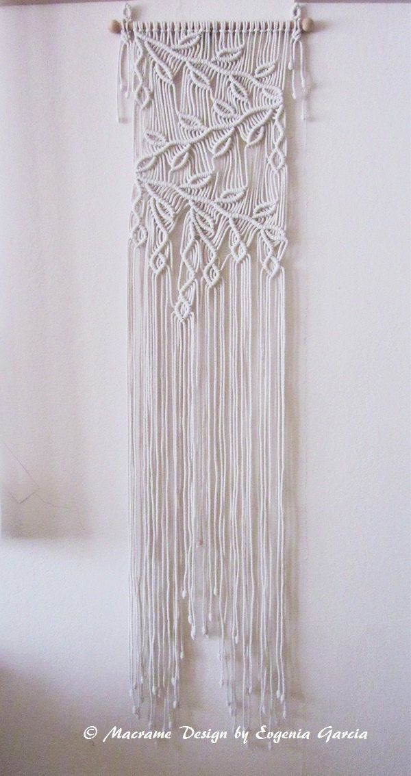 Yarn Wall Hanger