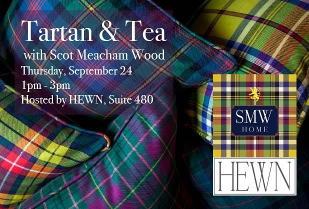 "the adventures of tartanscot™: ""Tartan and Tea - with SMW Home . . . """