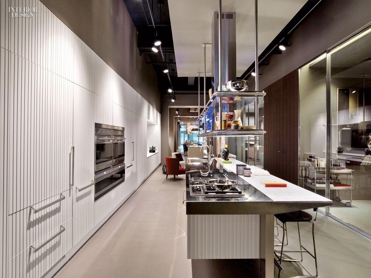 Taste of Italy: Arclinea\'s New York Flagship