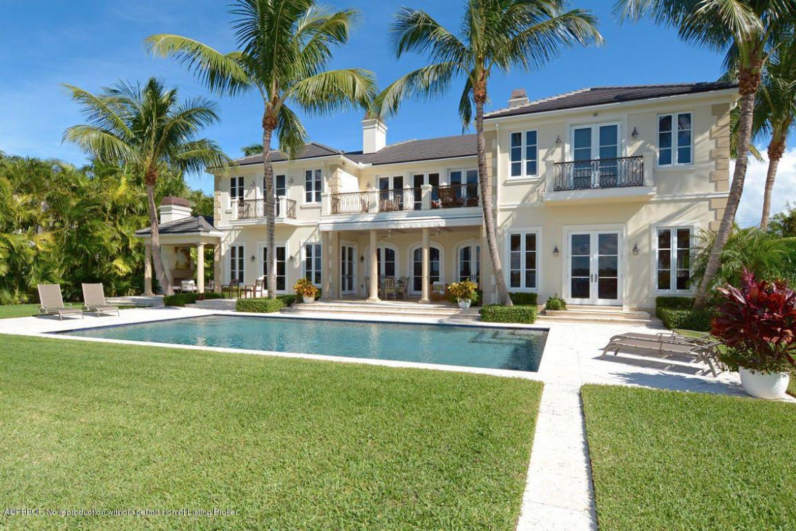 1191 N Lake Way Palm Beach FL 33480 Beach mansion, Palm