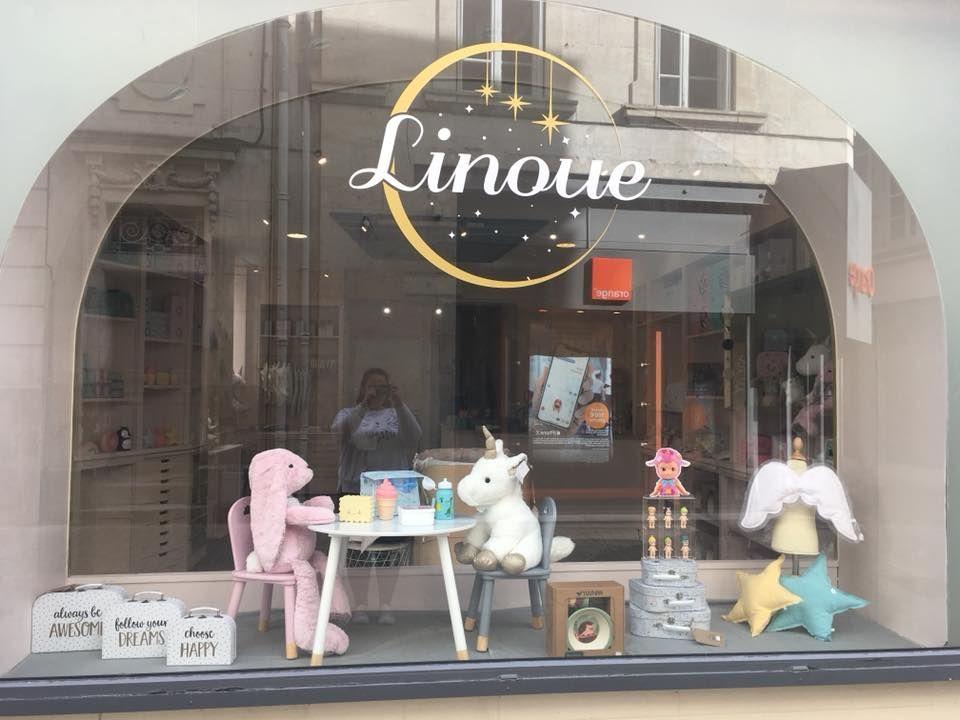 Boutique Linoue Concept Store Rªveur Puériculture Décoration