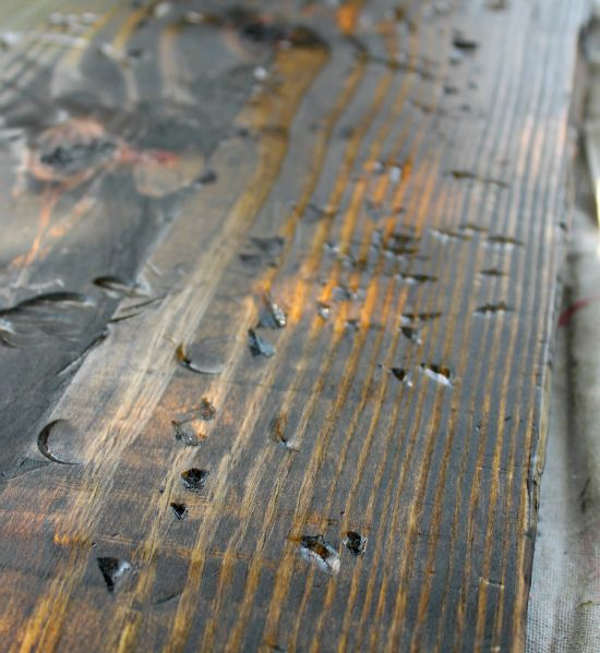 Distressed Floating Shelf How To Diy Craftiness