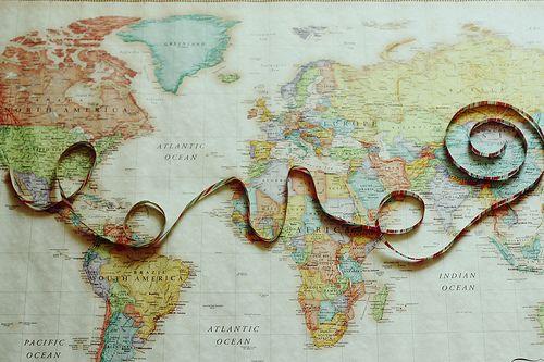 Hele verden...