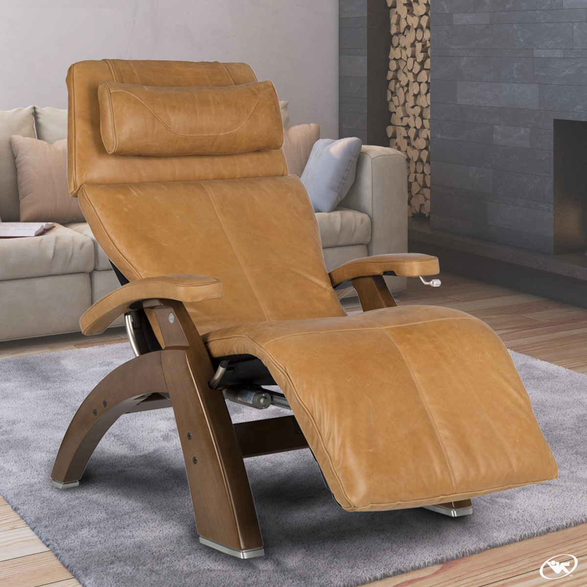 Perfect for any home save on a premium leather perfect chair