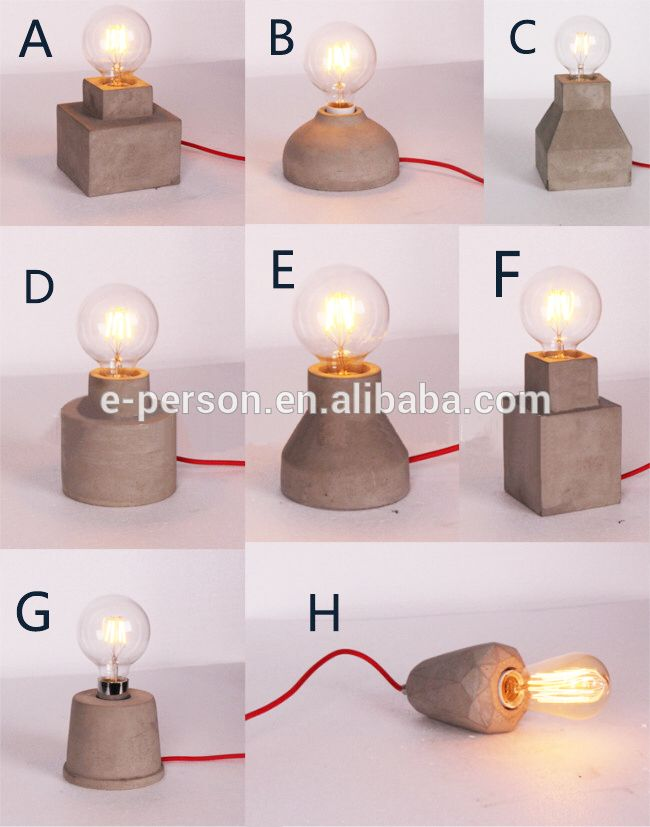 Check out this product on Alibaba.com APP New Design Cement Lamp, Night Light Concrete Table Light, Bedroom Cement Desk Lamp