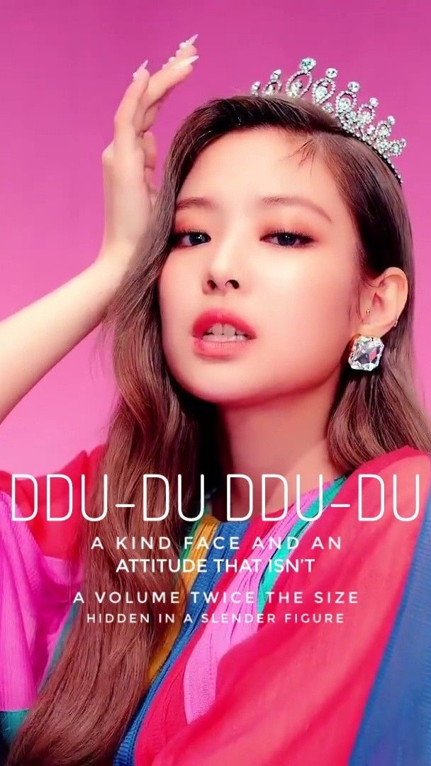 Blackpink Ddu Du Wallpaper Blackpink Jennie Blackpink Hot Pink