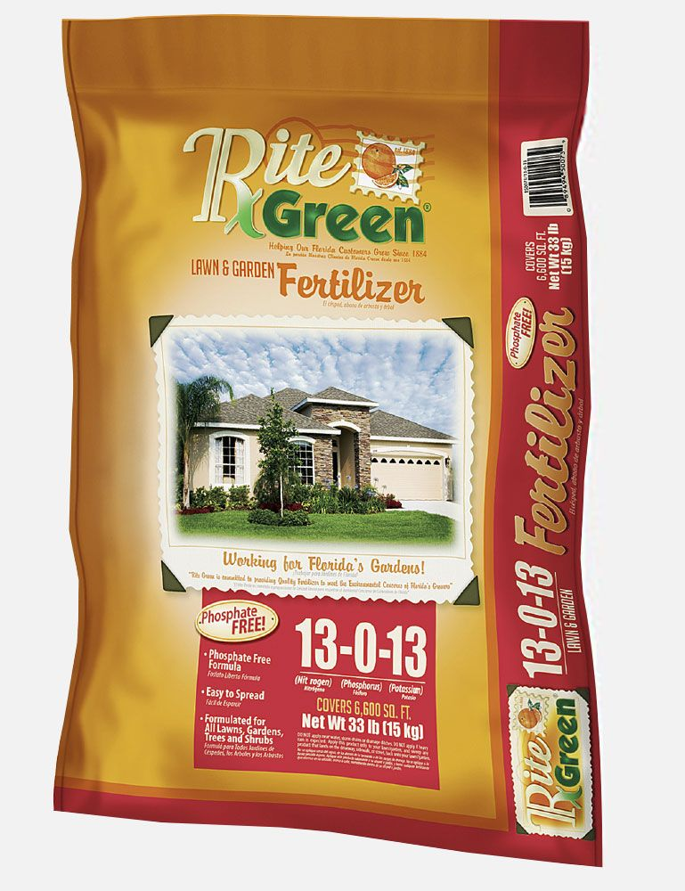 Lawn & Garden Fertilizer 13013 Lawn fertilizer, Garden