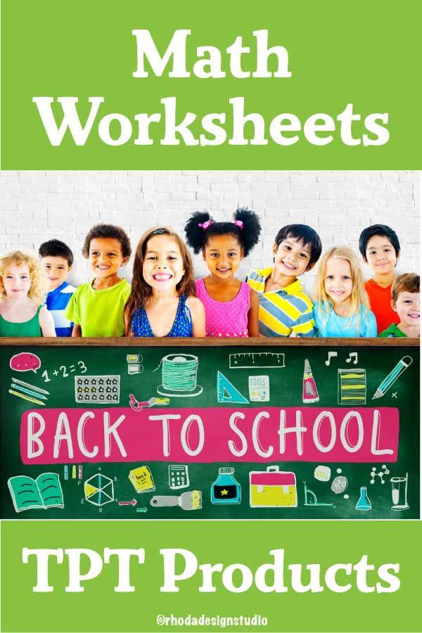 Nwea Map Prep Math Practice Worksheets Rit Band 191 200