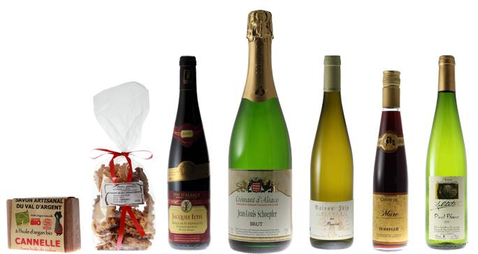 """""""La Route des vins d'Alsace"""""""