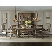 hooker furniture sorella 9 piece rectangle dining table set in, Esstisch ideennn