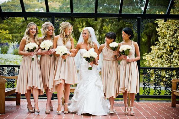 Emejing Rustic Wedding Bridesmaid Dresses Ideas - Styles & Ideas ...