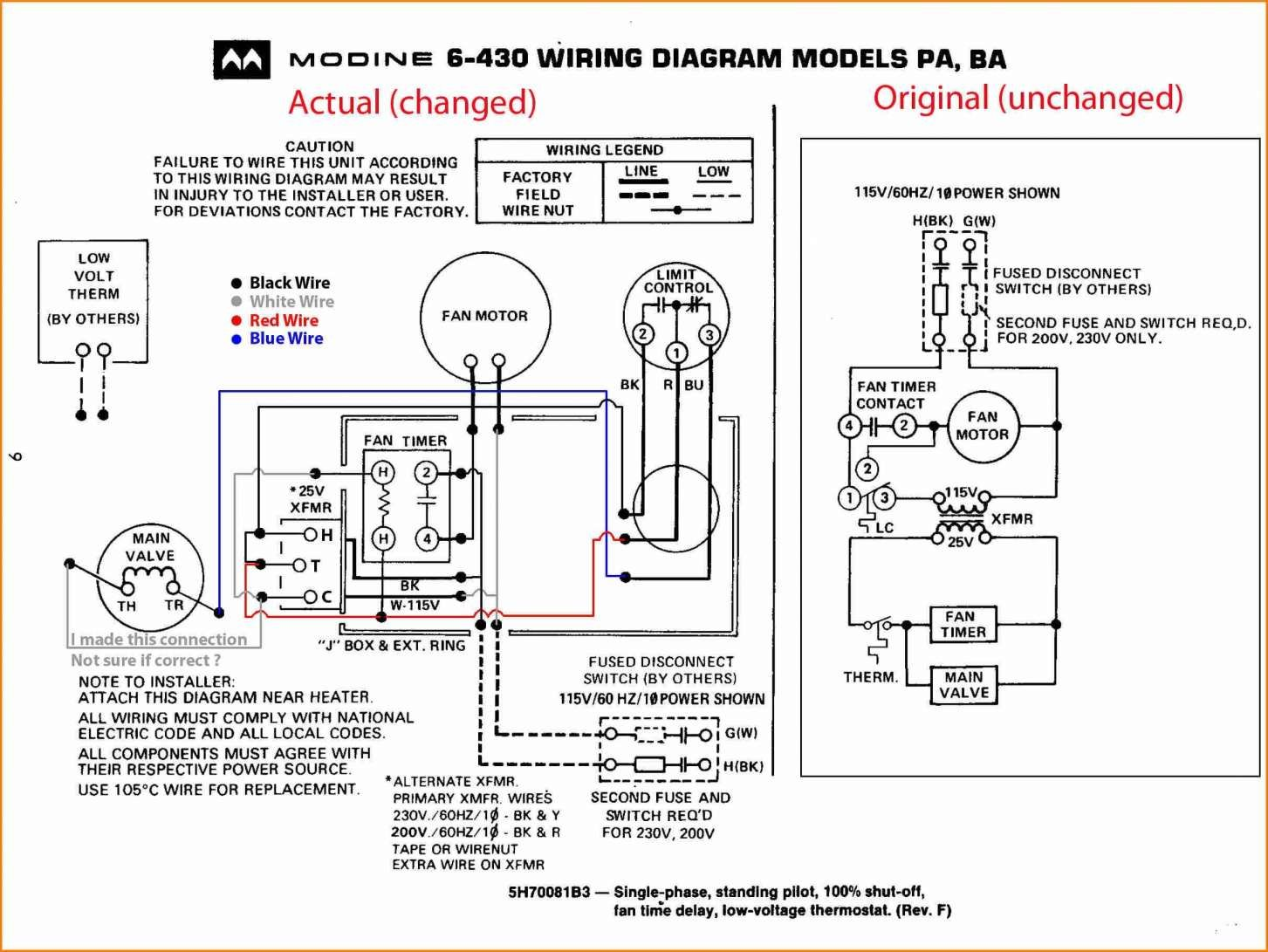 16 Black Blue Electric Fan Wiring Diagram Thermostat Wiring Electrical Wiring Diagram Diagram