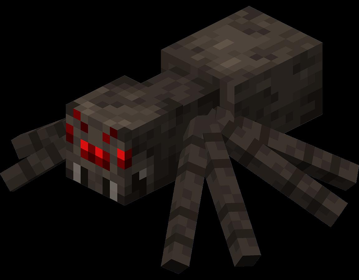 Spider  Minecraft spider, Minecraft, Minecraft pictures