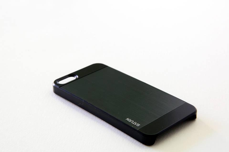 Oem 8hkh Metal Brushed Case Mayro Iphone 5 5s Mythiki Gr 8hkes Kinhtwn A3esoyar Gia Smartphones Kai Tablets Xrwma Mayro Iphone Iphone 5 5s Cases