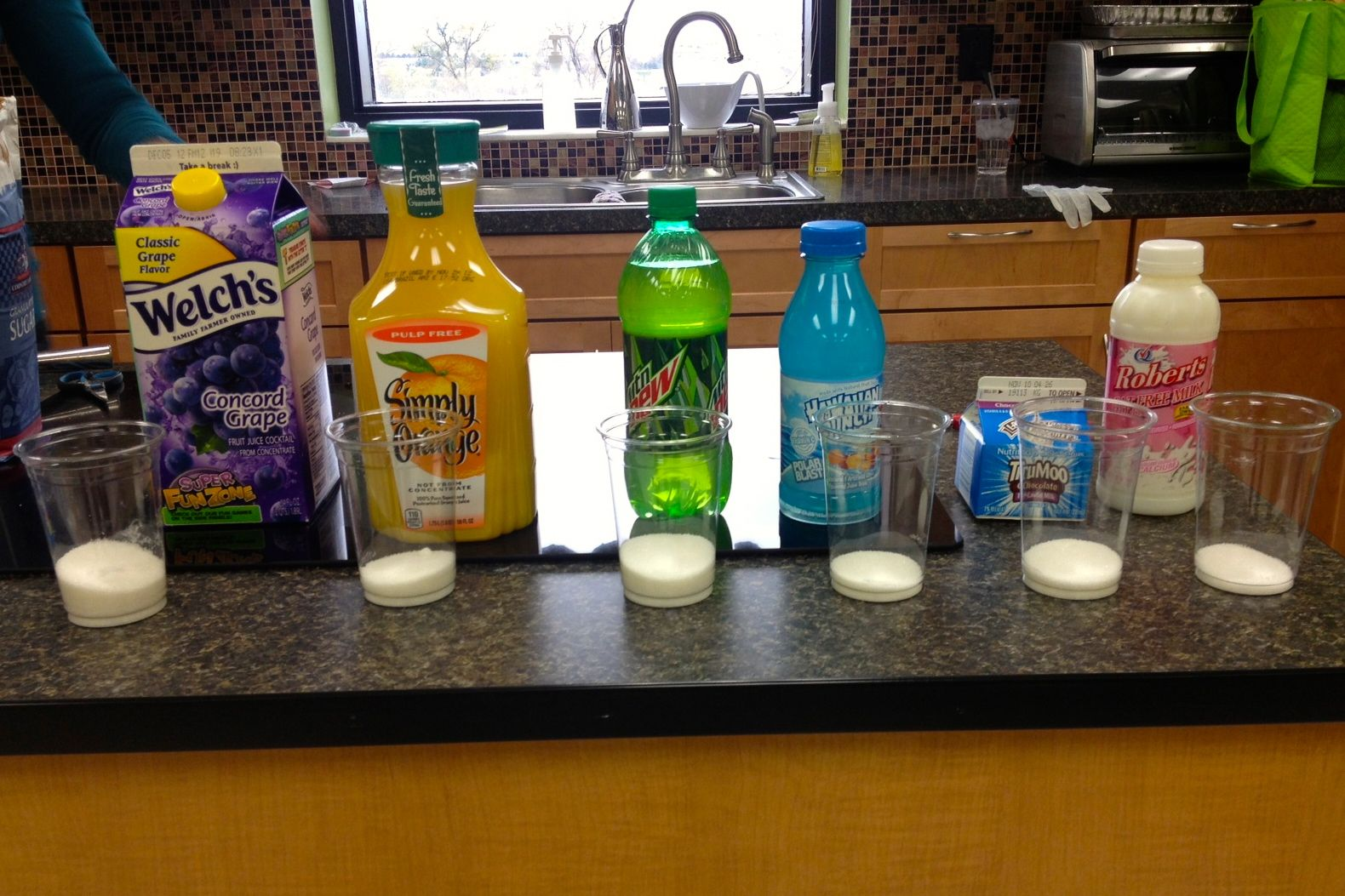 Added Sugars Good Idea This Activity Teaches Kids To
