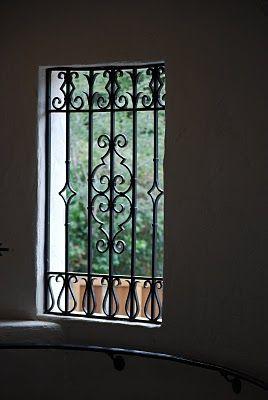 Wrought Iron Window Grill Window Guard Irish Iron 916