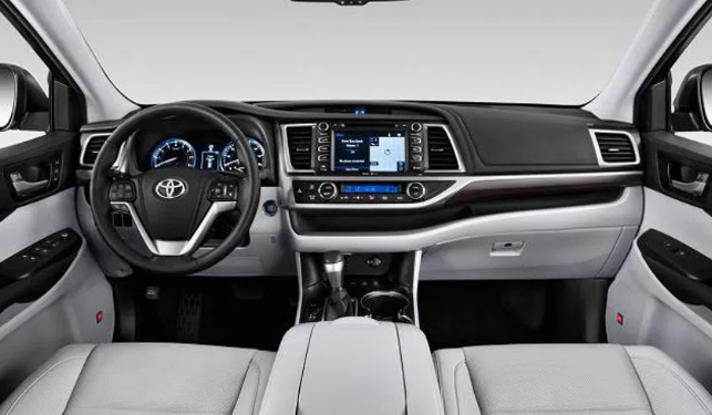 2017 Toyota Highlander Hybrid Specs Price Color