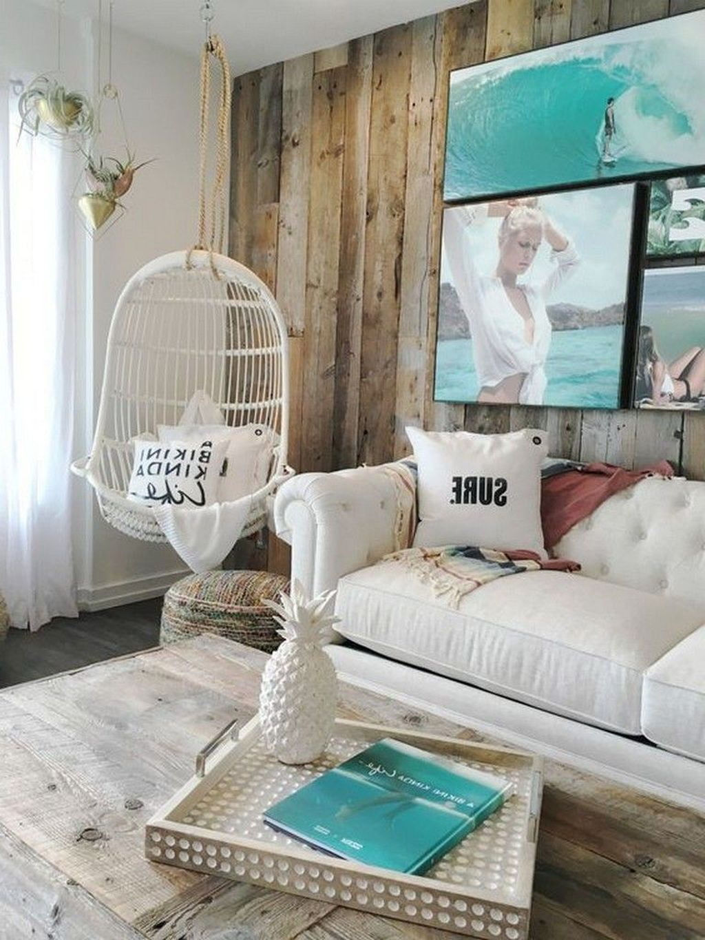 Southern Home Decor 34 Admirable Beach House Decor Ideas You Should Copy Everyday Is A Day At The Be Beach House Decor House Decor Rustic Elegant Home Decor