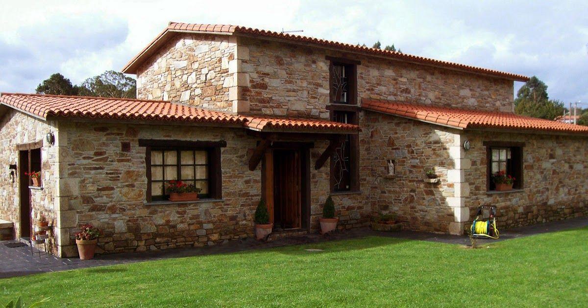 Publicaciones sobre construcciones de casas r sticas en galicia y asturias casa r stica - Construcciones de casas ...