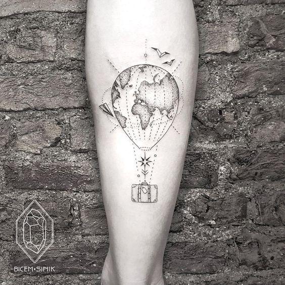 25 tatouages à adopter de toute urgence si vous êtes followers de voyage - #à #adopter #de #êtes #fans #si #tatouages #toute #urgence #vous #VOYAGE