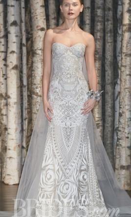 Naeem Khan Beverly Hills 10 500 Size 6 Used Wedding Dresses