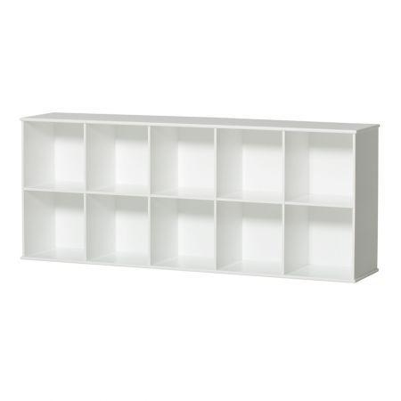 Etagère horizontale 5x2 Wood