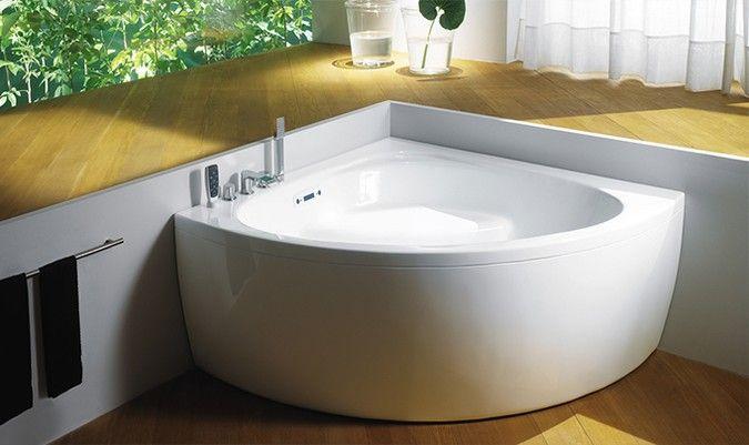 Colombo Bagno ~ Teuco outline bathtub designed by carlo colombo #bathroomdesign