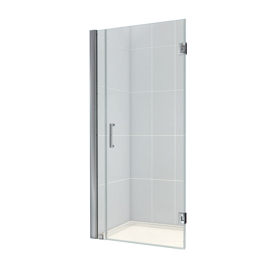 DreamLine Unidoor At Lowes Install As Shown With Hinges On - Does lowes install showers