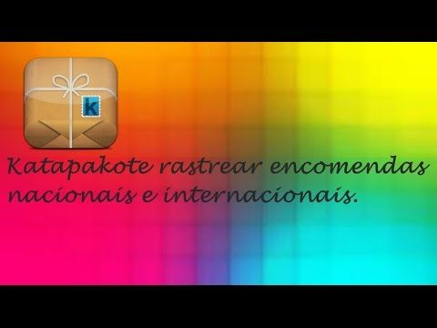 Katapakote Aplicativo Para Rastrear Encomendas Internacionais E