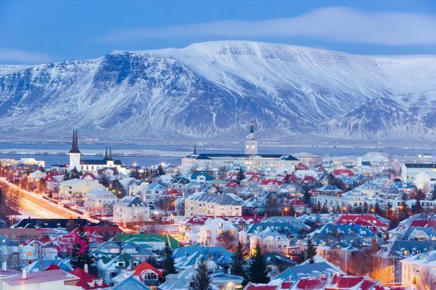 سياحة شتوية رائعة في ايسلندا Iceland Travel Places To Travel Iceland Reykjavik