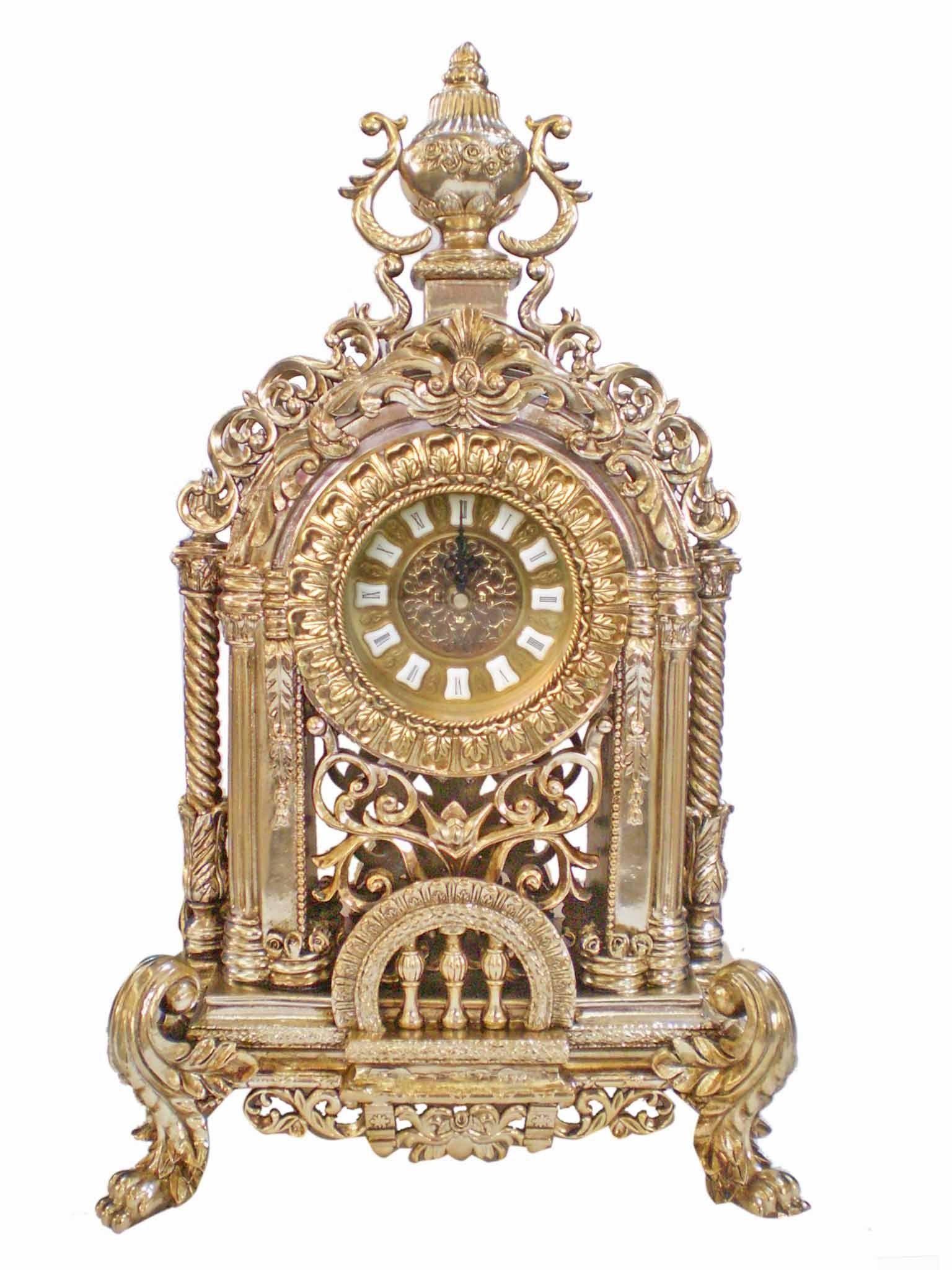 Antique Clock Antique table clock 1313630866 More - Antique Clock Antique Table Clock 1313630866 … Pinteres…