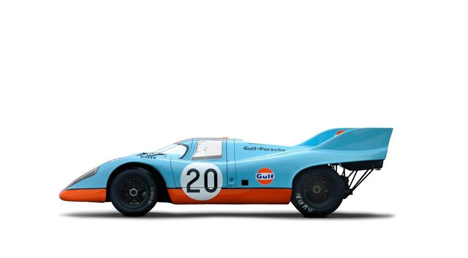 Porsche 917 - Gulf Livery