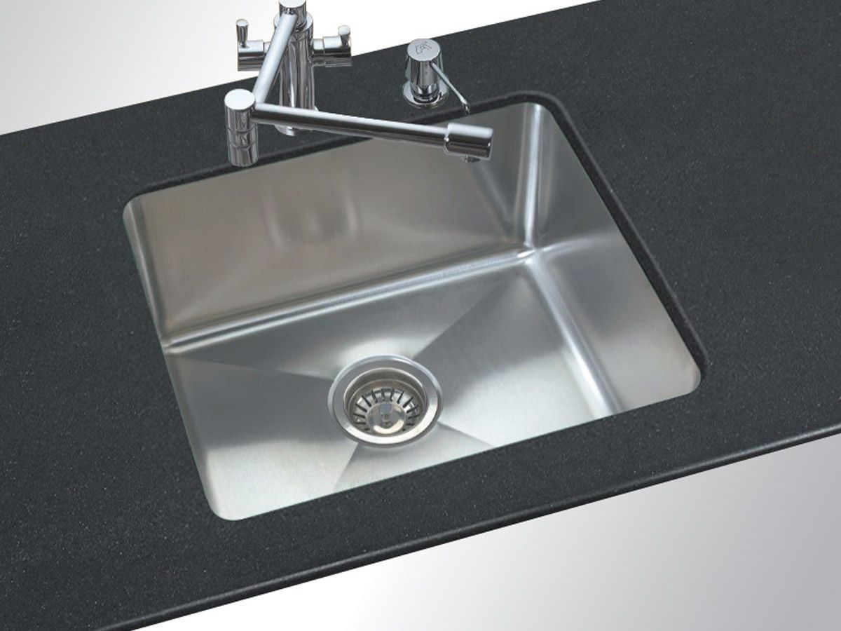 506x456x220 Reece 550 Afa Cubeline 506 Undermount Kitchen Sink