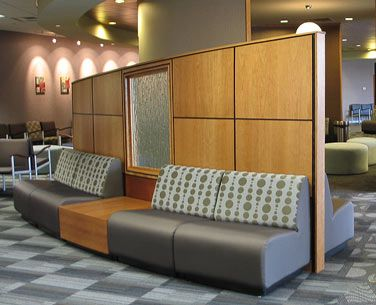 Modular Furniture College And Library Lounge Waiting Room Seating Hospital Lobby Office Reception Bench