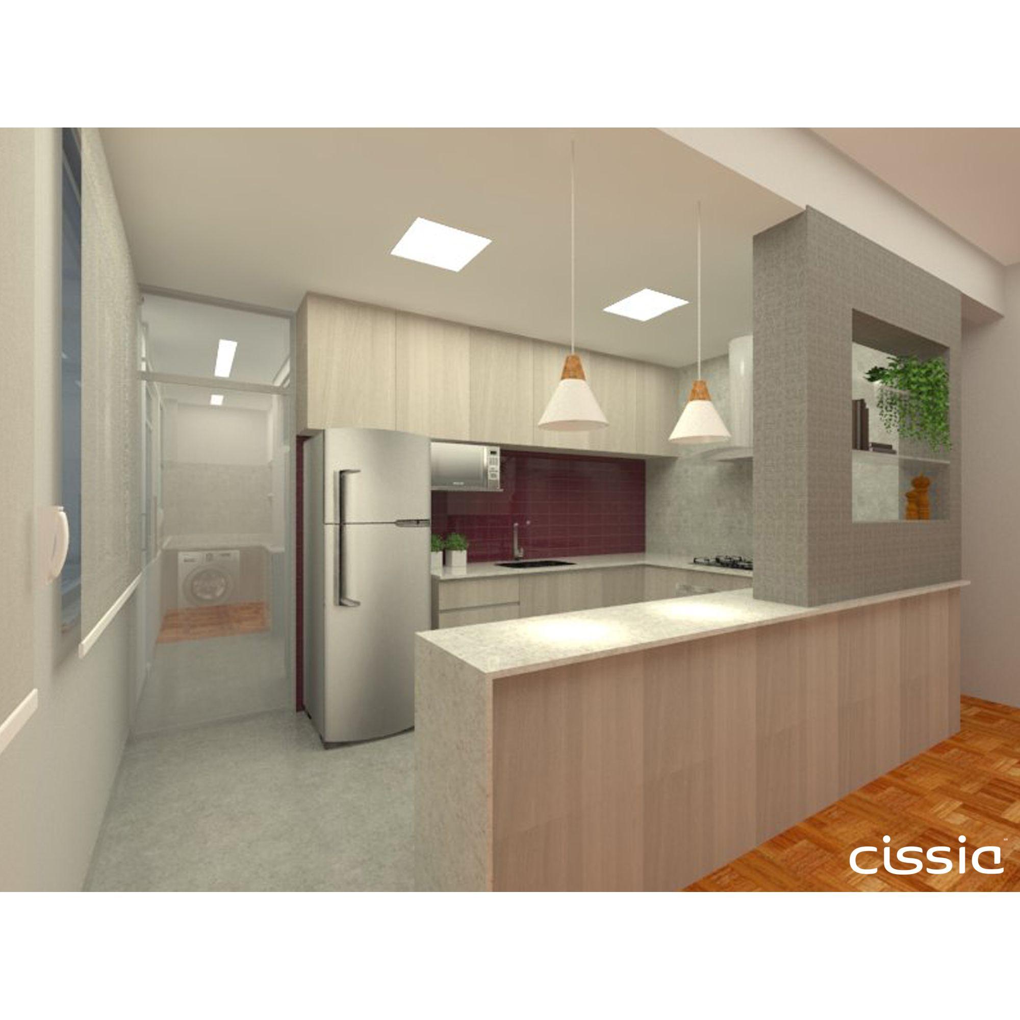 Cozinha Cozinha Com Cimento Queimado Cozinha Com Gesso