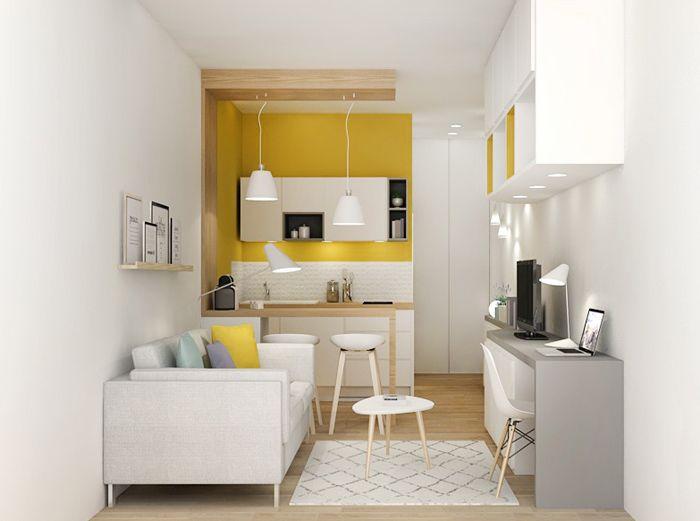 Am nagements et r novations maison et appartement lyon - Architecte interieur paris petite surface ...