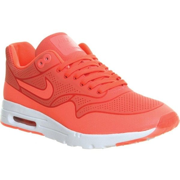 NIKE Air Max 1 ultra trainers (£105) ❤ liked on Polyvore featuring shoes c1168a372