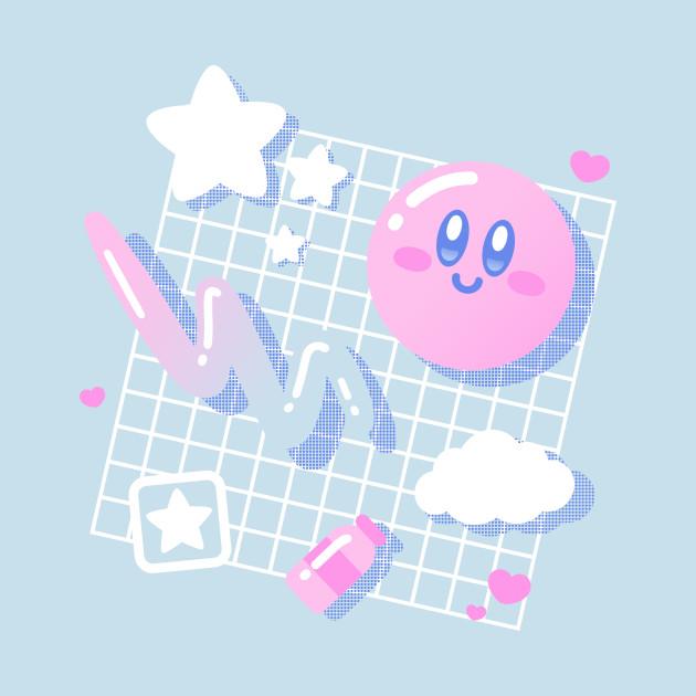 Kawaii Aesthetic Pink And Blue
