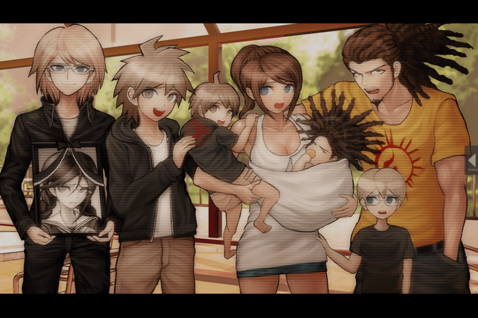 Dangan Ronpa bad ending  | Nerdy Geekery | Art, Anime
