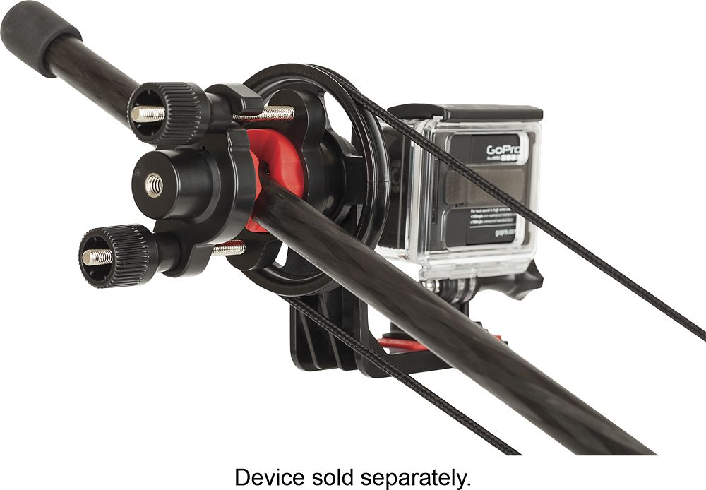 Joby - Action Series Action Jib Kit - Black/Red, JB01352