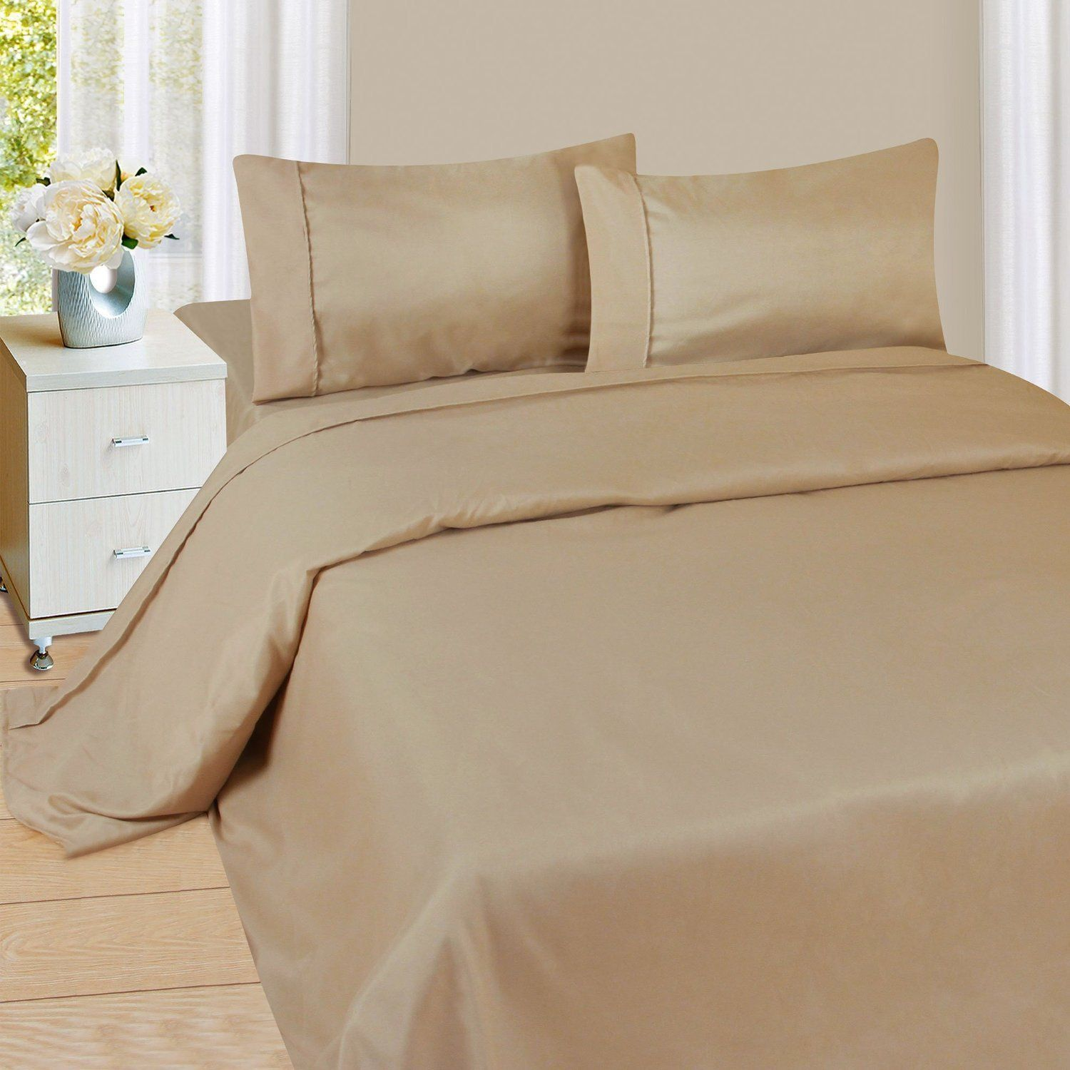 High Class Heavy Fabric Real 1500 Thread Count Egyptian Cotton ...