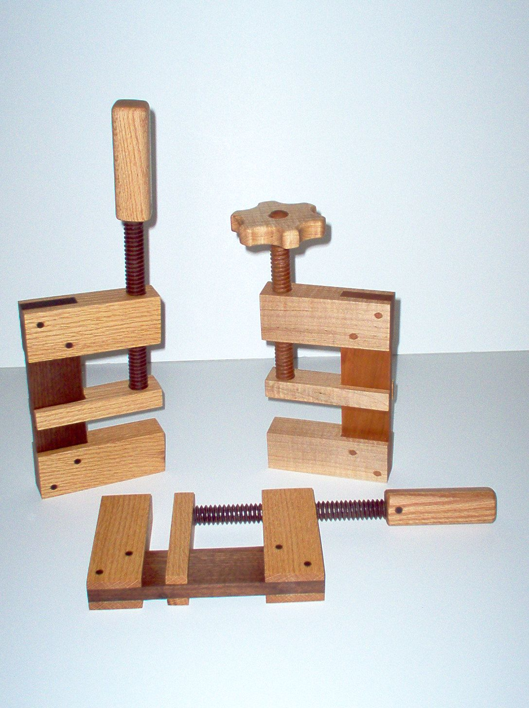 Wooden C Clamps Yes They Work Can Be Made From Metal Will Post