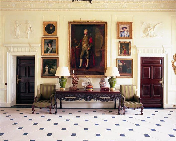 Georgian Style Estate In County Kildare Idesignarch Interior Design Architecture Decorating Emagazine
