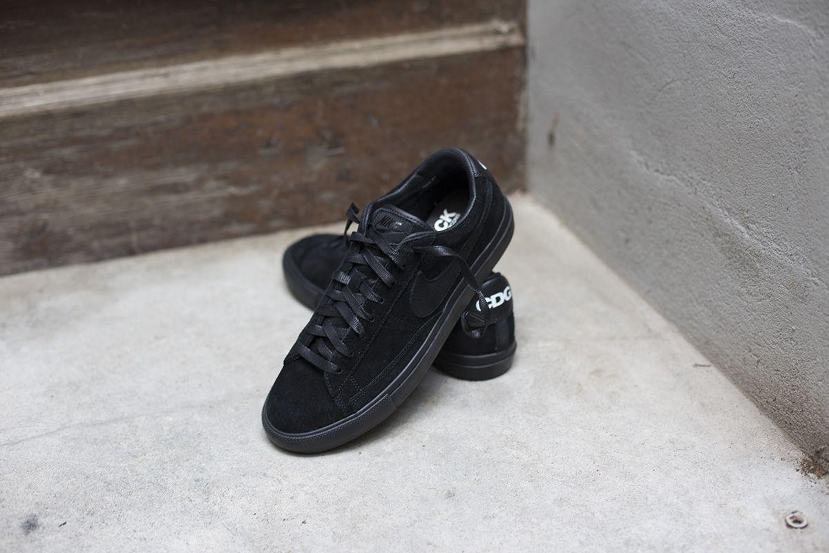 competitive price 51ddc 59c5e BLACK COMME des GARCONS x Nike Blazer Low Premium CDG SP