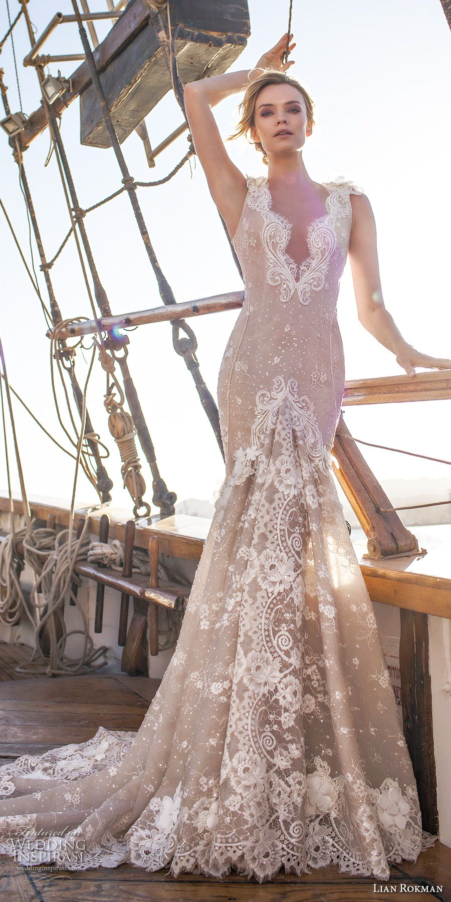Lian rokman wedding dresses u uclike a stoneud bridal collection