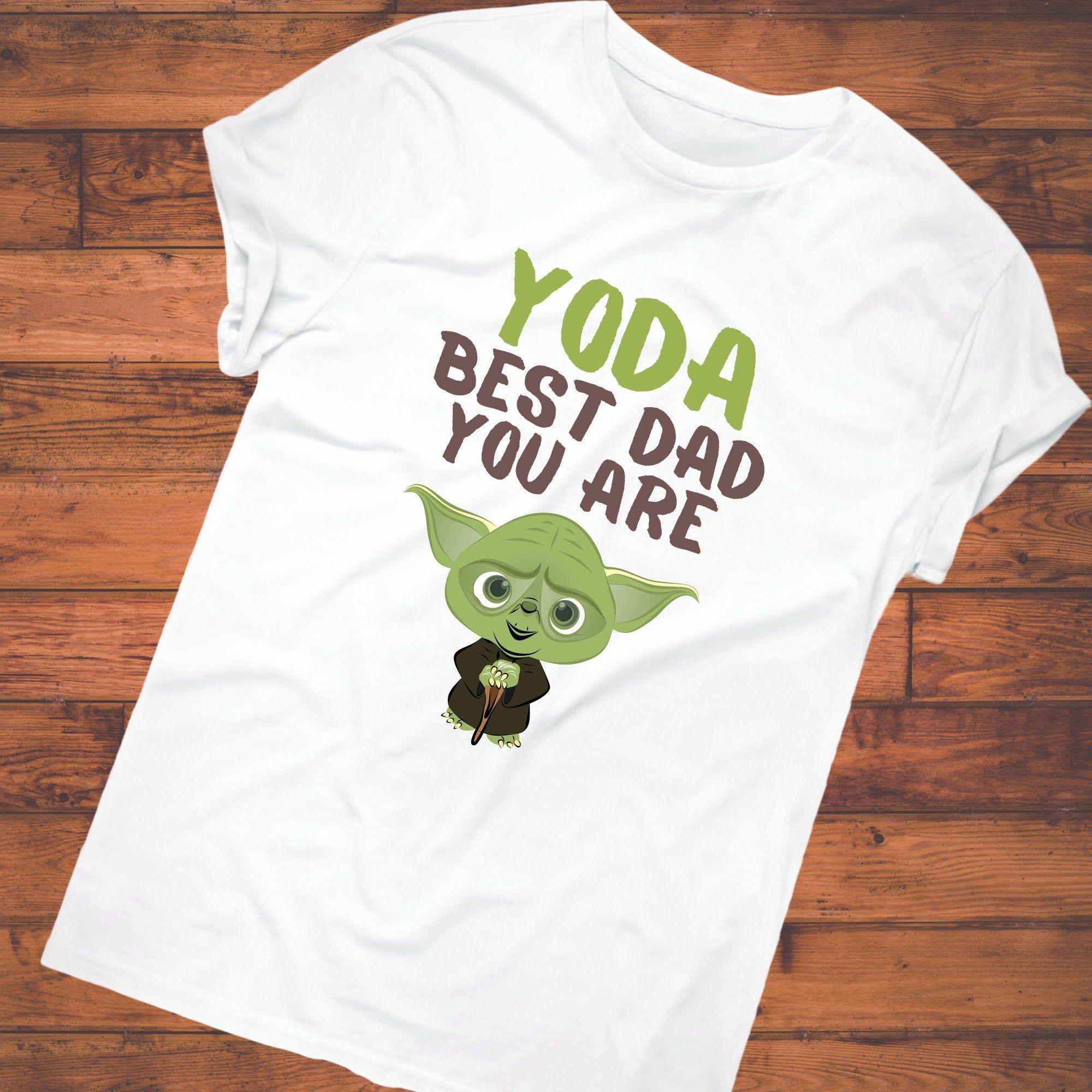 Yoda Star Wars Shirt First Fathers Day Star Wars Papa