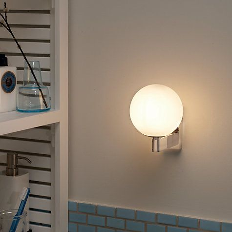 Bathroom Mirror Lights John Lewis astro sagara bathroom wall light | john lewis, bathroom and